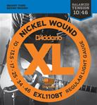 D'Addario XL Nickel Round-Wound Electric Guitar Strings