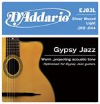 D'Addario Gypsy Jazz Acoustic Guitar Strings
