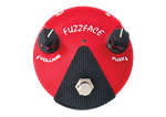 Dunlop Fuzz Face Mini Germanium Effects Pedal