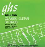 GHS Classical Guitar Strings w/ Ball Ends
