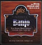 GHS 5-String Banjo Strings