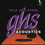 GHS Silk & Steel Acoustic Guitar Strings