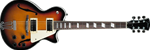 Johnson Delta Rose Electric Guitar