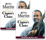 Martin Clapton's Choice Acoustic Guitar Strings