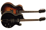 The Loar LH-280-C Humbucker Cutaway Electric Guitar