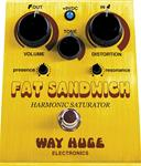 Way Huge 'Fat Sandwich' Harmonic Saturator Distortion Effects Pedal