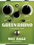 Way Huge 'Green Rhino' Overdrive Effects Pedal