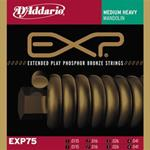 D'Addario Coated Mandolin Strings
