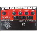 Radial Tonebone Hot British Tube Drive Pedal