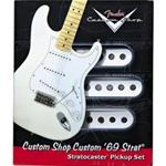 Fender Custom Shop '69 Strat Pickups (Set of 3)