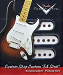 Fender Stratocaster Custom '54 Pickups (Set of 3)