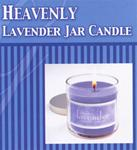 Heavenly Lavender Jar Candle