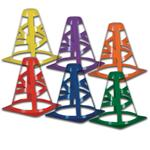 "9"" COLLAPSIBLE CONES"