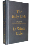 Parallel Bible French & English Hard Cover- ( Louis Second & King James Version) /Buy 10 or more of any product and get and extra  10% OFF of sales price!