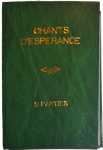 Chant D'Esperance Green - with 9 Books -  Buy 10 or more & get 10% OFF