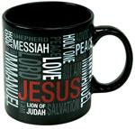 "MUG for all occasions "" The Names of Jesus """