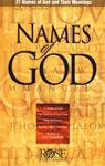 Names of God - Pamphlet