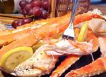 Alaskan King Crab Legs - Priced per lb. -(Click for Details)