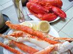 Alaskan King Crab Legs and Lobster - 2 Person Dinner <br><br><font size=''1''>(Click for Details)</font>