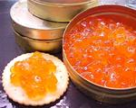 Salmon Caviar- Priced per 3 oz. <br><br><font size=''1''>(Click for Details)</font>