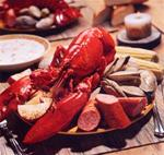 Standard Yankee Clambake for 4 -(Click for Details)