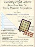 PCR003 - Mastering Perfect Corners: The Perfect Corner Ruler & Drawing The Line On Accuracy Combo! - One Low Price!