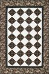 "RGR134 - Miniature 9-Patch Runner - 25"" x 37 1/4"""