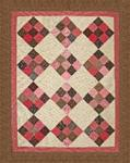 RGR068 - Charming 9 Patch - Throw to King