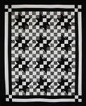RGR098 - Checkerboard Star - Throw to King