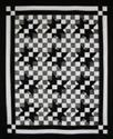 461098 - Checkerboard Star - Throw to King