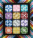 447112 - Quilt of Many Colors - Double-Queen and King