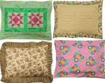 414141 - Sham-A-Lot - Four Different Sham Styles In One!