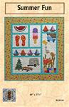 "397160 - Summer Fun - Wall Hanging - 40"" x 37 1/2"""