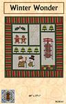 "394163 - Winter Wonder - Wall Hanging 40""x37 1/2"""