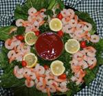 100ct. Peel & Eat Shrimp Tray