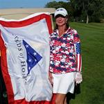 Patriot Golf Day Donation for RENE NORTON