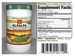 Alfalfa Tablets 550 mg/1000 count