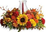 A Delight-fall Centerpiece