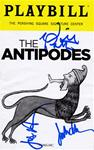 """Antipodes, The"" - Signed Playbill"