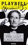"""Present Laughter"" #2 - Signed Playbill"