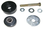 Differential to Frame Bracket Bushing Kit (1963-1982)
