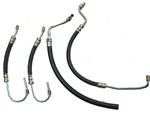 Power Steering 4 Line KIt (63-82)