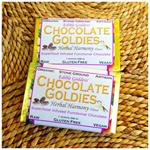 Chocolate Goldies - Herbal Harmony Flavor - 1 Bar - OUT OF STOCK
