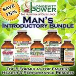 DISCOUNT BUNDLE: Man's Results Intro (SAVE 15%) (Revival Formula SHIPS IN 1-2 WEEKS. Maca Bliss SHIPS IN 1-2 MONTHS)