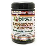 Longevity in a Bottle ~ 60 servings (240g/8.4oz) (BACKORDERABLE: SHIPS BY OCTOBER 29th)