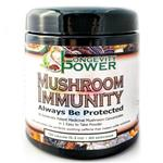 Mushroom Immunity ~ 60 servings (150g/5.3oz) (BACKORDERABLE: SHIPS BY AUGUST 27th)