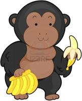 Gorilla Banana Specialty E-Liquid/Juice