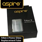 Aspire Triton V2 Replacement Pyrex Glass (GENUINE)