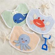 BEACH BUDDIES BIB SET