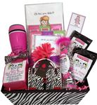 "Cranky Ladies Coffee Basket -"" Oh No You Didn't"" -XL"